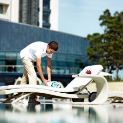 Отель Bilgah Beach Азербайджан, Баку - - забронировать отель Bilgah Beach, цены и фото номеров приотельная территория