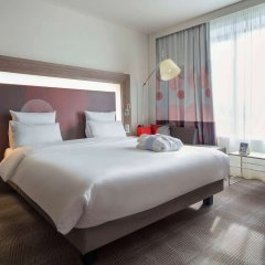 Гостиница Novotel Almaty City Center комната для гостей фото 3