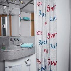 CABINN Odense Hotel 2* Стандартный номер с различными типами кроватей фото 12