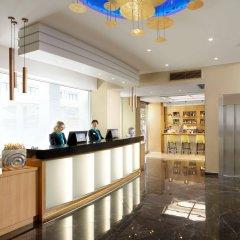 Отель Athens Tiare Hotel Греция, Афины - 1 отзыв об отеле, цены и фото номеров - забронировать отель Athens Tiare Hotel онлайн интерьер отеля