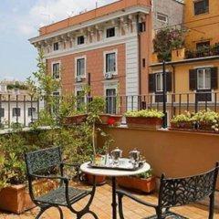 Отель Hiberia Италия, Рим - 1 отзыв об отеле, цены и фото номеров - забронировать отель Hiberia онлайн балкон