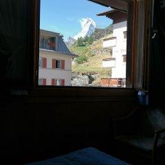 Отель Helvetia Швейцария, Церматт - отзывы, цены и фото номеров - забронировать отель Helvetia онлайн комната для гостей фото 5