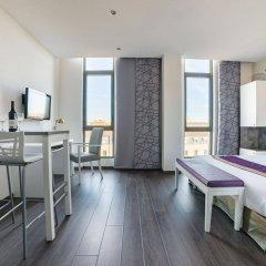 Отель Lagrange Apart'HOTEL Lyon Lumière Франция, Лион - отзывы, цены и фото номеров - забронировать отель Lagrange Apart'HOTEL Lyon Lumière онлайн комната для гостей фото 3