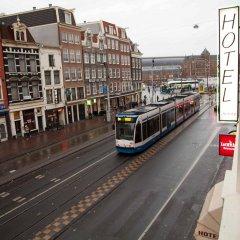 Отель Jimmy Нидерланды, Амстердам - отзывы, цены и фото номеров - забронировать отель Jimmy онлайн балкон