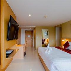 Aspery Hotel 3* Стандартный номер с различными типами кроватей фото 4