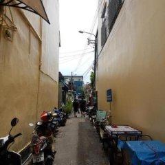 Отель S.E.T Thanmongkol Residence Бангкок парковка