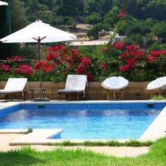 Отель Sa Plana Petit Hotel Испания, Эстелленс - отзывы, цены и фото номеров - забронировать отель Sa Plana Petit Hotel онлайн бассейн