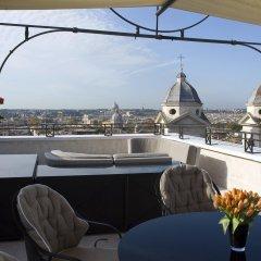 Отель Hassler Roma Италия, Рим - отзывы, цены и фото номеров - забронировать отель Hassler Roma онлайн приотельная территория
