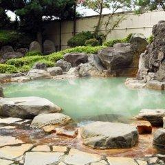 Отель Kadoman Япония, Минамиогуни - отзывы, цены и фото номеров - забронировать отель Kadoman онлайн бассейн фото 2