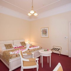 Отель Alqush Downtown Прага комната для гостей