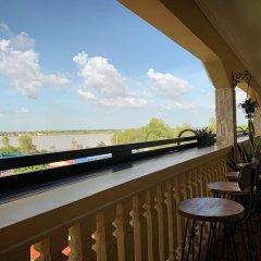 Отель Daunkeo Guesthouse балкон