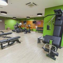 Домина Отель Новосибирск фитнесс-зал фото 2
