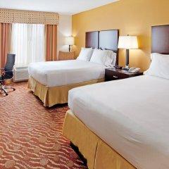 Holiday Inn Express Hotel & Suites Anderson-I-85 комната для гостей фото 3
