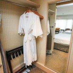 York Hotel сейф в номере