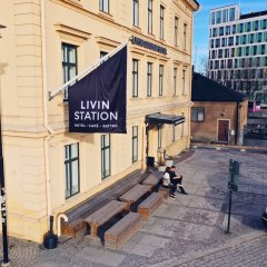 Отель Livin Station Швеция, Эребру - отзывы, цены и фото номеров - забронировать отель Livin Station онлайн фото 2