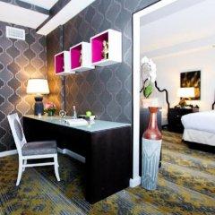 Отель Churchill Hotel Near Embassy Row США, Вашингтон - отзывы, цены и фото номеров - забронировать отель Churchill Hotel Near Embassy Row онлайн удобства в номере