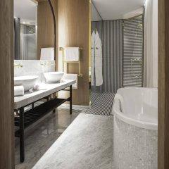 Отель Hôtel Vernet Франция, Париж - 3 отзыва об отеле, цены и фото номеров - забронировать отель Hôtel Vernet онлайн ванная