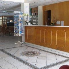 Отель Green Bungalows Hotel Apartments Кипр, Айя-Напа - 6 отзывов об отеле, цены и фото номеров - забронировать отель Green Bungalows Hotel Apartments онлайн интерьер отеля