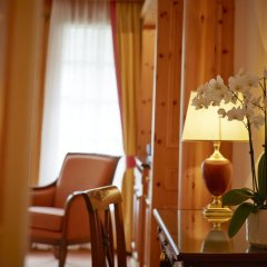 Grand Hotel Zermatterhof в номере