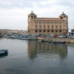 Отель Ortigia Vista Mare Сиракуза приотельная территория