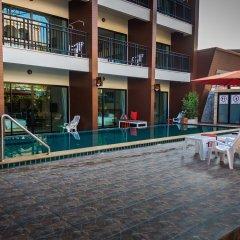 Отель Chitra Suite Паттайя фото 15