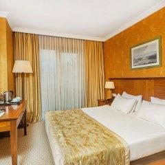 Grand Oztanik Hotel Istanbul 4* Стандартный номер с различными типами кроватей