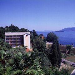 Отель Residence Tre Ponti Вербания пляж