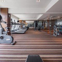 Renaissance Chengdu Hotel фитнесс-зал фото 3