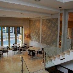 Отель Serantes Hotel Испания, Эль-Грове - отзывы, цены и фото номеров - забронировать отель Serantes Hotel онлайн интерьер отеля фото 3