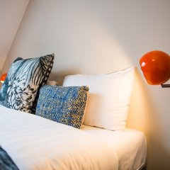 Отель Smartflats Design - Opera Бельгия, Льеж - отзывы, цены и фото номеров - забронировать отель Smartflats Design - Opera онлайн сейф в номере
