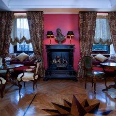 Отель Grand Hotel Savoia Италия, Генуя - 3 отзыва об отеле, цены и фото номеров - забронировать отель Grand Hotel Savoia онлайн интерьер отеля