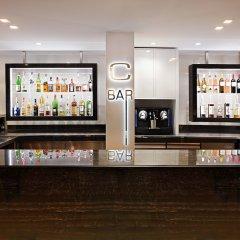 Отель Cézanne Hôtel Spa гостиничный бар