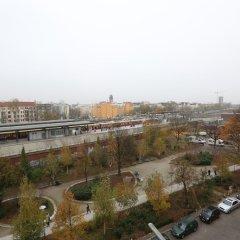 Отель Ai Konigshof Берлин балкон
