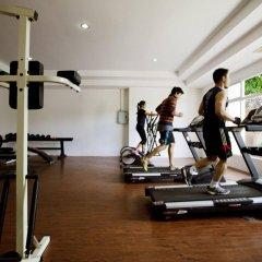 Champasak Grand Hotel фитнесс-зал