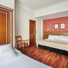 Отель Guadalupe комната для гостей фото 3