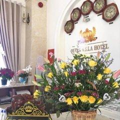 Queen Villa Hotel Далат питание