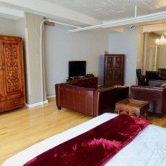 Отель Loft Hotel Канада, Монреаль - отзывы, цены и фото номеров - забронировать отель Loft Hotel онлайн комната для гостей фото 3