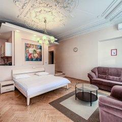 Апартаменты Oksana's Санкт-Петербург комната для гостей фото 4