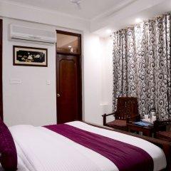 Отель OYO 4492 Home Stay Sukh Vilas сейф в номере