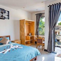 Отель Little Boss Hoi An Homestay Хойан комната для гостей