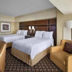 Отель New York Marriott Marquis США, Нью-Йорк - 8 отзывов об отеле, цены и фото номеров - забронировать отель New York Marriott Marquis онлайн комната для гостей