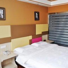 Отель Junyi Hotel Китай, Сиань - отзывы, цены и фото номеров - забронировать отель Junyi Hotel онлайн комната для гостей фото 2