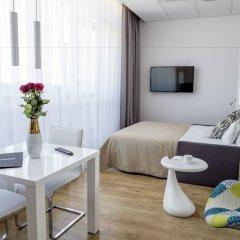 Отель Varsovia Apartamenty Kasprzaka комната для гостей