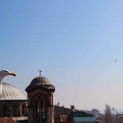 Отель Loor Стамбул приотельная территория