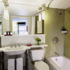 Отель Iberostar 70 Park Avenue США, Нью-Йорк - отзывы, цены и фото номеров - забронировать отель Iberostar 70 Park Avenue онлайн ванная