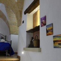 Отель Antica Dimora la Casetta di Ciccio Гальяно дель Капо комната для гостей фото 5