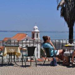 Апартаменты Hello Lisbon Castelo Apartments питание