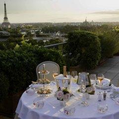 Отель Le Meurice Dorchester Collection Париж помещение для мероприятий