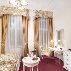 Отель Alqush Downtown Прага комната для гостей фото 5