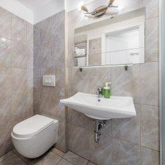 Отель Enjoy Budapest Aparthotel Венгрия, Будапешт - отзывы, цены и фото номеров - забронировать отель Enjoy Budapest Aparthotel онлайн ванная